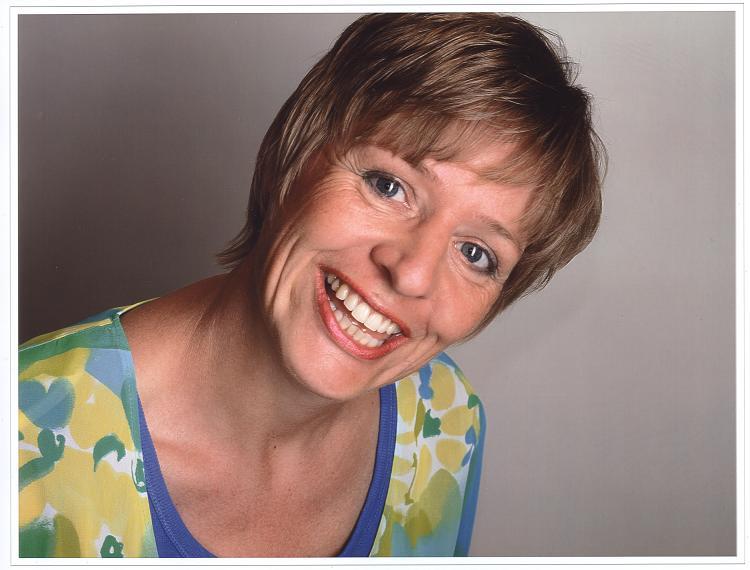 Sylvia Harbeck Portrait